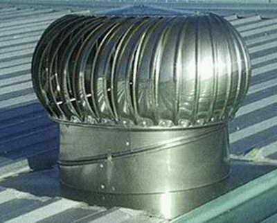 Industrial Ventilators Roof Space Ventilation Ampelite Nz