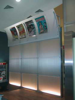 Lexan Multiwall Polycarbonate Panel System Ampelite Nz