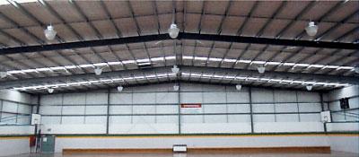 Dual Roof Natural Lighting Skylight System - Ampelite NZ