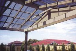 Solasafe Skylights Corrugated Polycarbonate Plastic